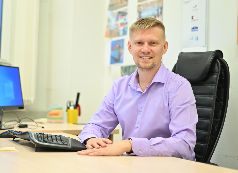 Игорь Кодесников, руководитель Учи.Про