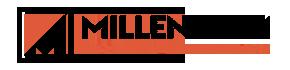 Логотип компании АНО ДПО «Миллениум»
